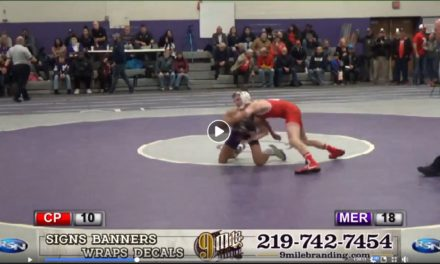Crown Point vs. Merrillville Wrestling